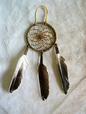 New Native American  Navajo Dreamcatcher Dream Catcher  Pow Wow Rustic 3""