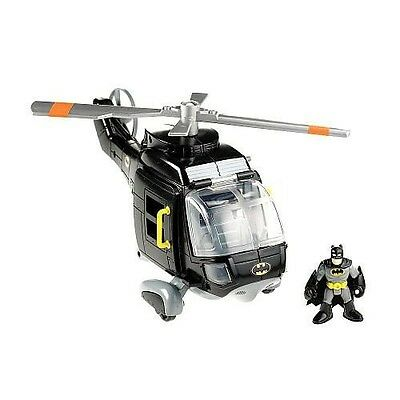 Fisher-Price Imaginext Gotham City Vehicle - Batman with Copter