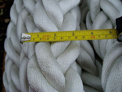 Naval/Ship/Shipping/Docking/Marine/Rope/Huge/80mm x diameter/Large/Thick/Rope