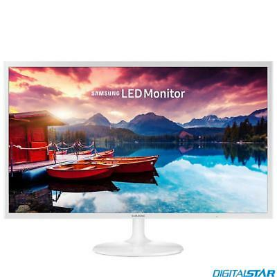 "Samsung S32F351FUE 32"" 31.5"" Full HD FreeSync VA LED White Monitor"