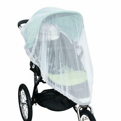 Jeep Mosquito Bug Insect Net for Jogger Stroller Cover Protect Baby Travel Kid