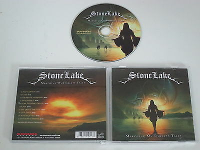 Stonelake/marching On Timeless Tales(Massacre Mas Cd0723) Cd Album