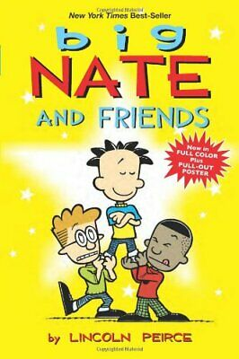 Big Nate and Friends by Peirce, Lincoln Book The Cheap Fast Free Post