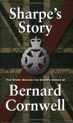 Sharpe's Story by Bernard Cornwell Paperback Book The Cheap Fast Free Post