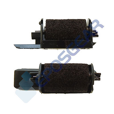 5 x CASIO INK ROLLERS FOR 160CR 130CR 120CR CR110