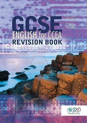 GCSE English for CCEA Revision Book by Wylie, Pauline Paperback Book The Cheap