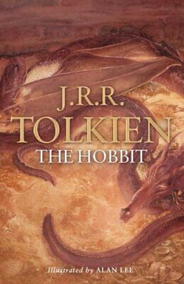 The Hobbit by Tolkien, J.R.R. Paperback Book The Cheap Fast Free Post