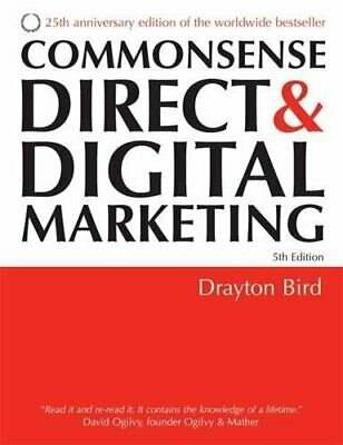 Commonsense Direct and Digital Marketing by BIRD, Drayton Paperback Book The