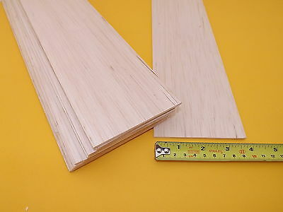 "Long 3//32/"" 915mm x 36/"" 915mm x 4/"" Balsa Wood Sheet 36/"" 100mm 2.4mm"