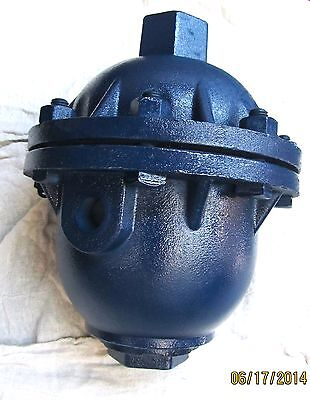 """3/4"""" Inch Armstrong 71A Drain Trap, 20 Psi, Npt"""