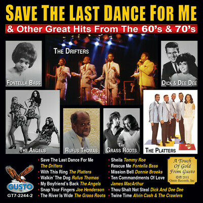 Various Artists - Save The Last Dance For Me and Other Great Hits From The 60's