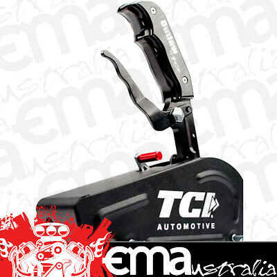 Tci Outlaw Blackout Shifter Tci611323Bl With Cover Suit Gm Powerglide Trans