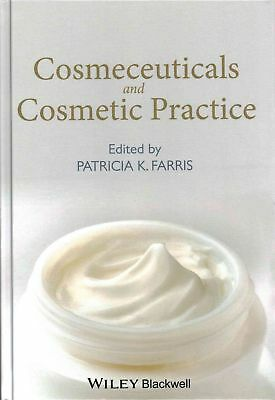 Cosmeceuticals and Cosmetic Practice by Farris Hardcover Book (English)
