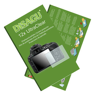 12x UltraClear Screen Protector for Nikon D5500