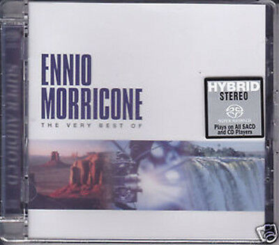 Ennio Morricone - Very Best of Ennio Morricone [New SACD] Hong Kong - Import