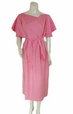 Rubber Dress Tee Tunic Latex Silicone Pink Roleplay XXL T Night Shirt Nighie
