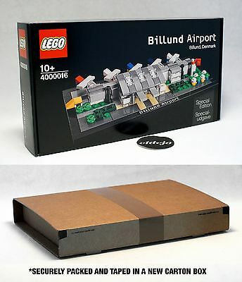 Special Limited Edition LEGO BILLUND AIRPORT Set 4000016