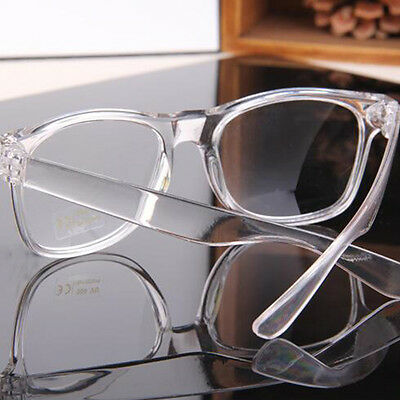 Fashion Glasses Transparent Frame Glasses Eyewear Accessories For Men Women