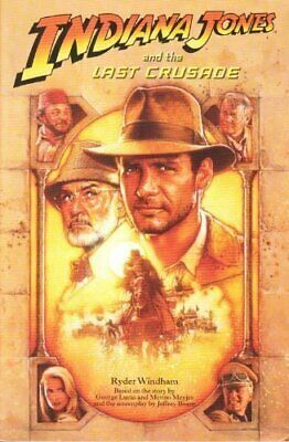 Indiana Jones - Indiana Jones and the Last Crusade... by Ryder Windham Paperback