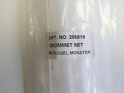 HEAD MICROGEL MONSTER / RAPTOR GROMMETS - tennis racquet racket bumper guard