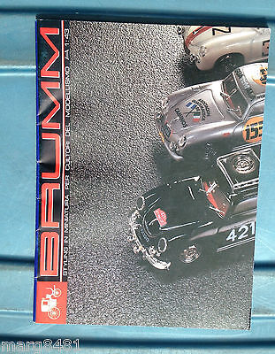 1990 Brumn Toy Catalogue, 1/43 scale, English & Itialian Text, Printed in Italy