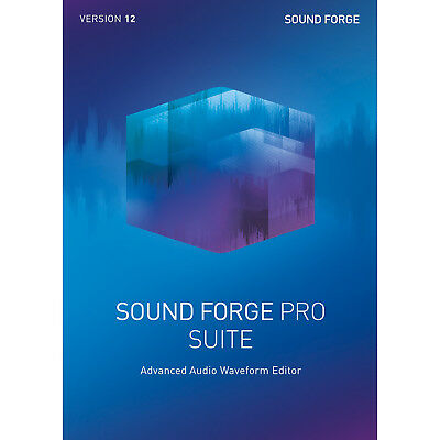 Sony Sound Forge Pro 11 *NEW* Audio Waveform Academic * Electronic Download