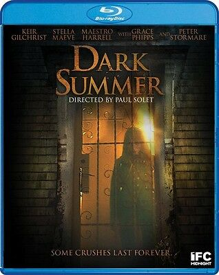 Dark Summer (2015, Blu-ray NEW)