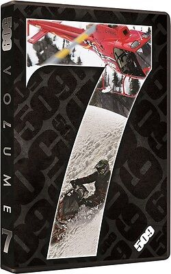 509 Films DVD Volume 7 Snowmobile Industry Ride 509 Backcountry Chris Burandt