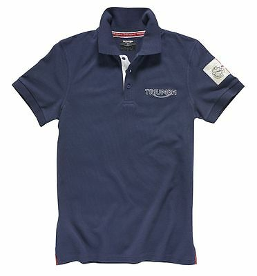 Triumph Mens Logo Polo Shirt
