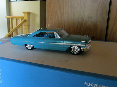 1964 Ford Galaxie 500 1/25 scale, promo byAMT from USA