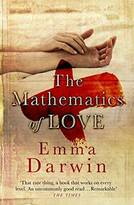 The Mathematics of Love by Darwin, Emma Paperback Book The Cheap Fast Free Post