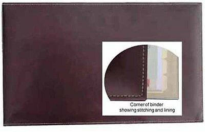 Family History Foolscap Deluxe Real Leather Binder Starter Package