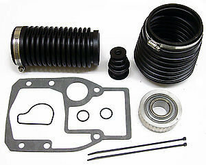 Bellows Kit for OMC Cobra with Gimbal Bearing Transom Reseal Kit fits 1986-93