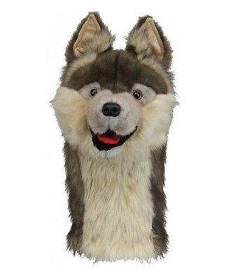 Daphne's Wolf Driver Headcover