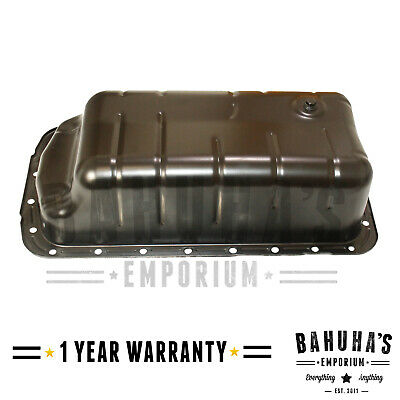 Brand New Steel Oil Sump Pan For A Peugeot Partner/expert 1.9D/2.0 Hdi