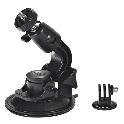 Suction Cup 9Cm Mount And Tripod Adapter For Gopro Hd 2/3/3+/4 Camera %15497