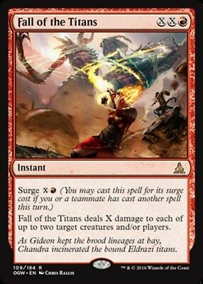 SP or Better ~Flipside2~ Oath of the Gatewatch 4x Fall of the Titans