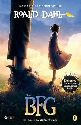 The Bfg by Roald Dahl Paperback Book (English)