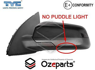 Holden VE Commodore Electric Door Mirror LH Left Hand 06~13 No Puddle Light