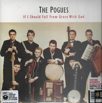 The Pogues - If I Should Fall From Grace With God - LP - 180g + MP3