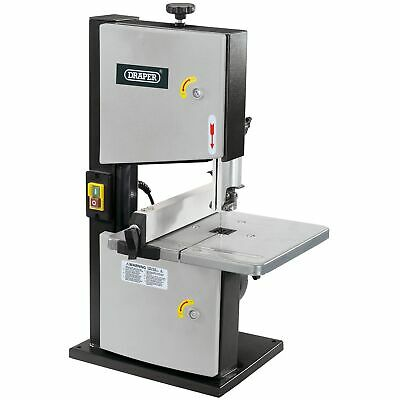 Draper 200mm 250W 230V Two Wheel Cutting Power Bandsaw / Saw - 82756