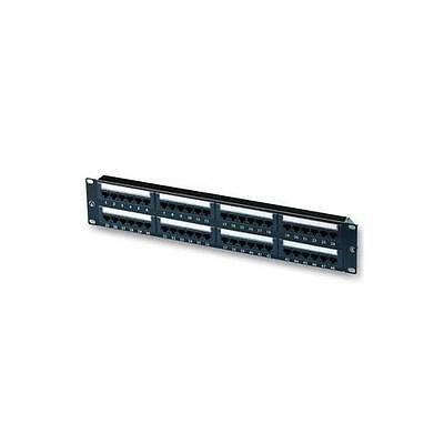 GA4651 SF48F Patch Panel, Cat 6, 48 Port