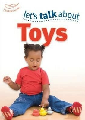 Let's Talk About Toys by Keri Finlayson Paperback Book