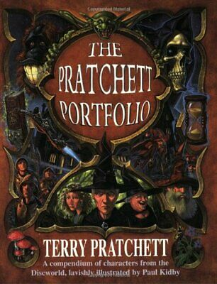The Pratchett Portfolio: A Compendium of Discworld Characters (GOLL... Paperback