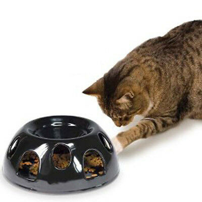 Pioneer Pet Tiger Diner Ceramic Food Dish for Cats