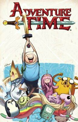 Adventure Time Vol.3, Shelli Parline Book The Cheap Fast Free Post