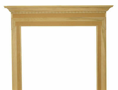 MantelCraft Bravada Fireplace Mantel Surround