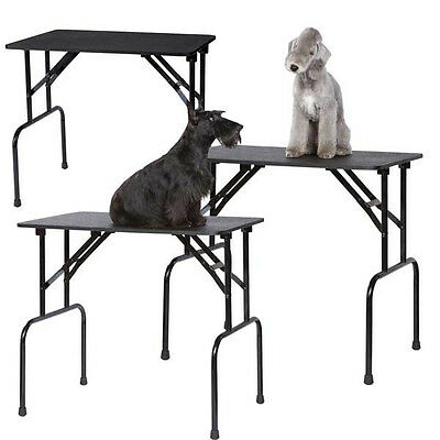 Master Equipment Able Foldable Pet Grooming Table