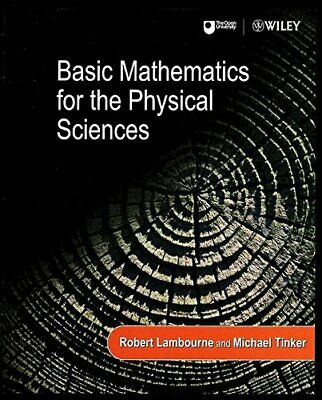 Basic Maths for the Physical Sciences by Lambourne, Robert Paperback Book The
