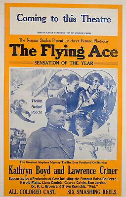 The Flying Ace 1926 U.S. Pressbook